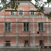 rekonstrukce, leseni