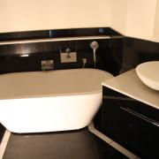koupelna žulový obklad, mramorový obklad, benátský štuk