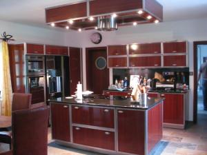 luxusní stylová kuchyně