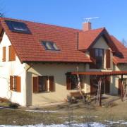 podsklepený rodinný dům Praha-západ