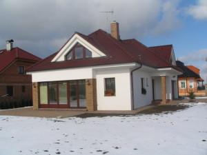 rodinný dům Praha-východ