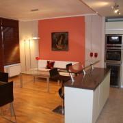 návrh interiéru Praha 6 Dejvice