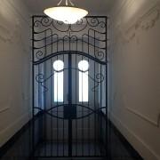 obnova původního vzhledu chodby secesního domu
